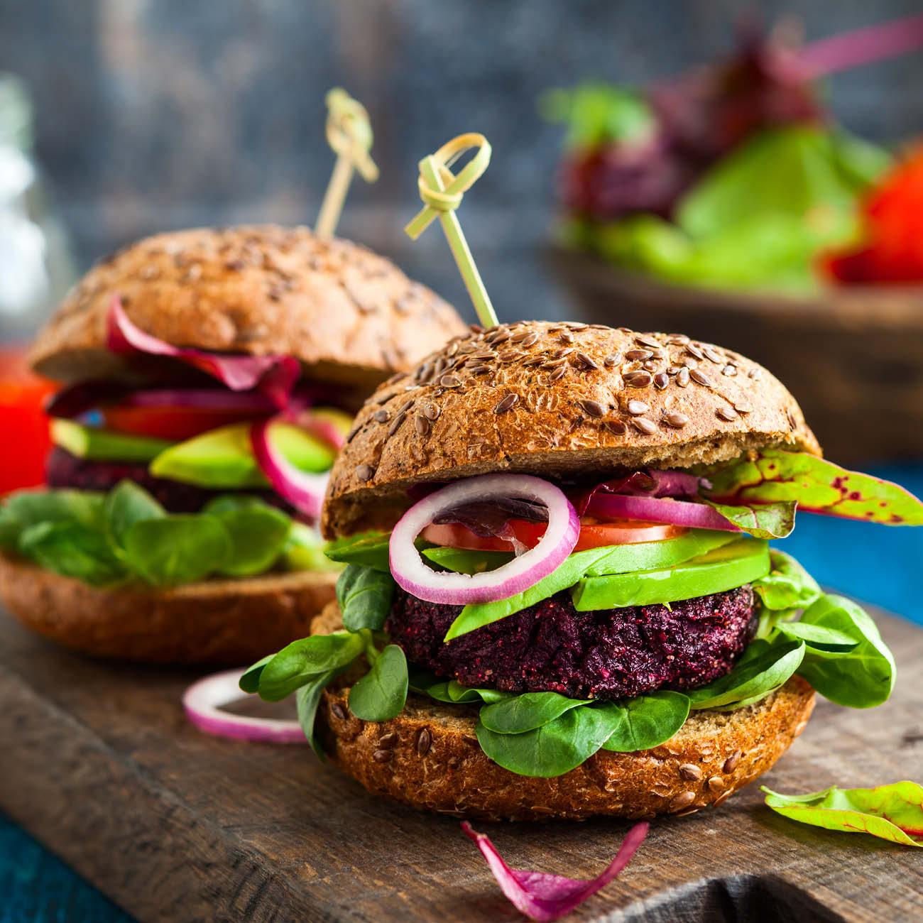 Vege burger Yummity