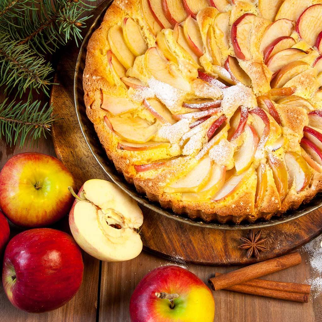 Muffinki jabłkowe w wersji Bezglutenowej Szarlotki