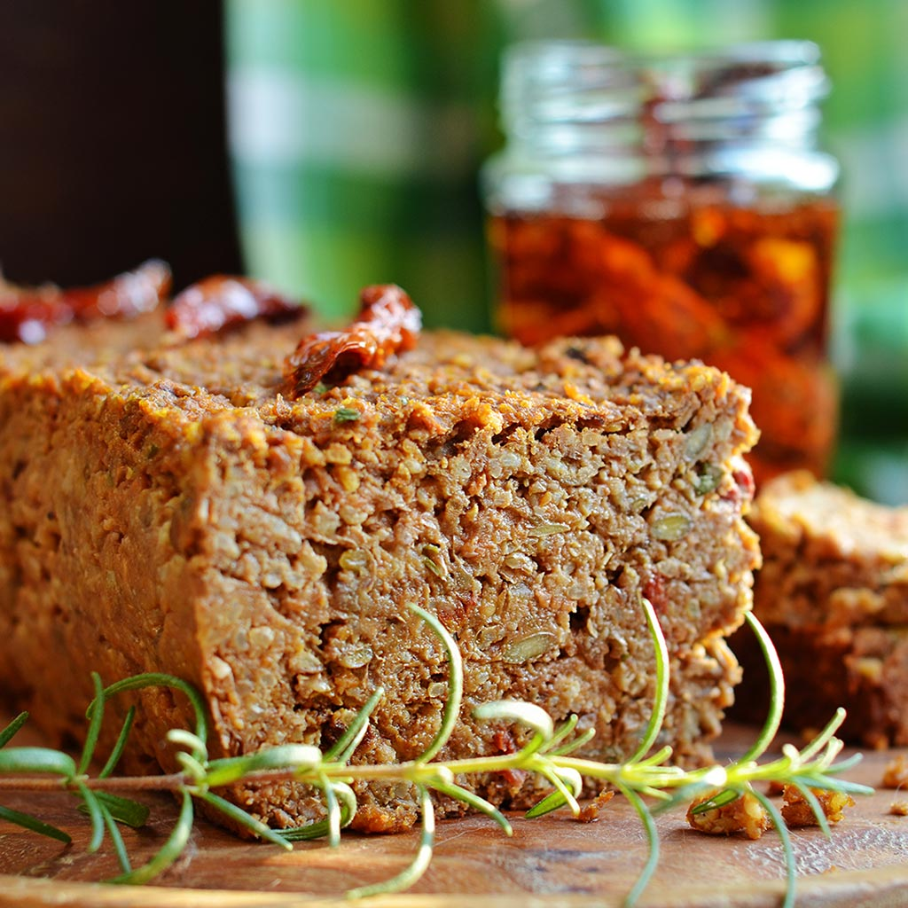 Szybkie Danie Indie Yummity w wersji wegetariańskiego pasztetu z soczewicy